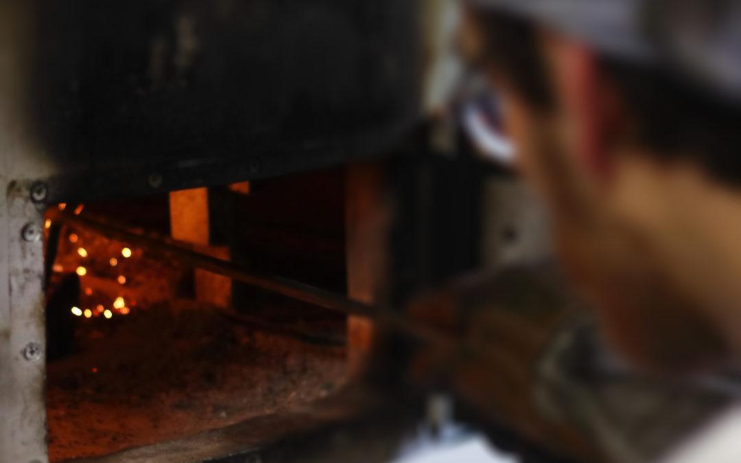 la cuisson au feu de bois